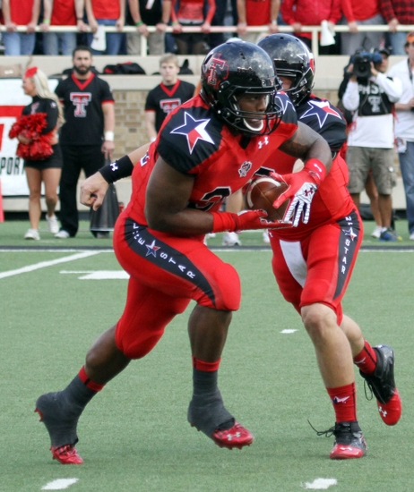 Texas Tech Unveils New 'Lone Star Pride' Uniforms (Pictures)