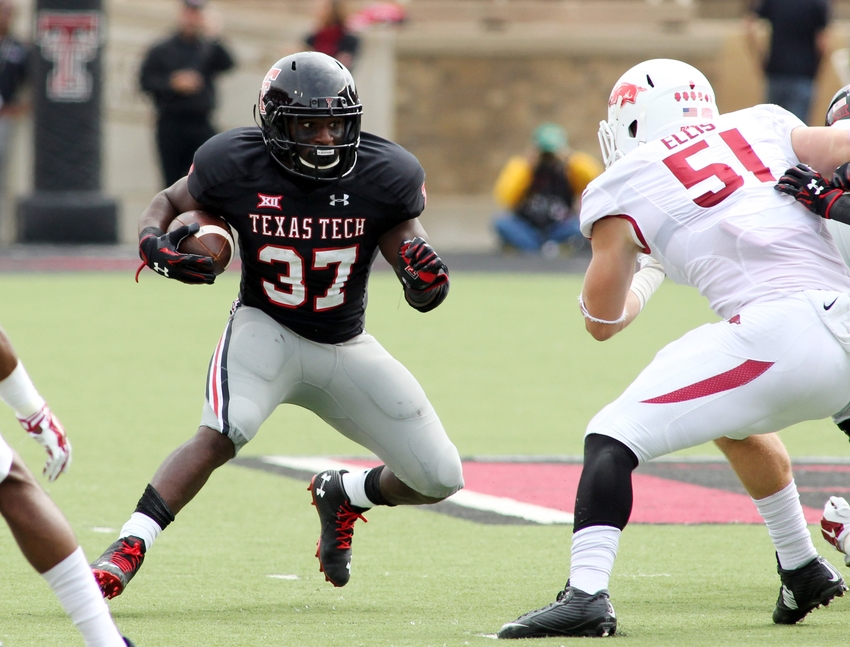 Texas Tech Football Forgotten Players To Watch Out For In 2016 Page 3