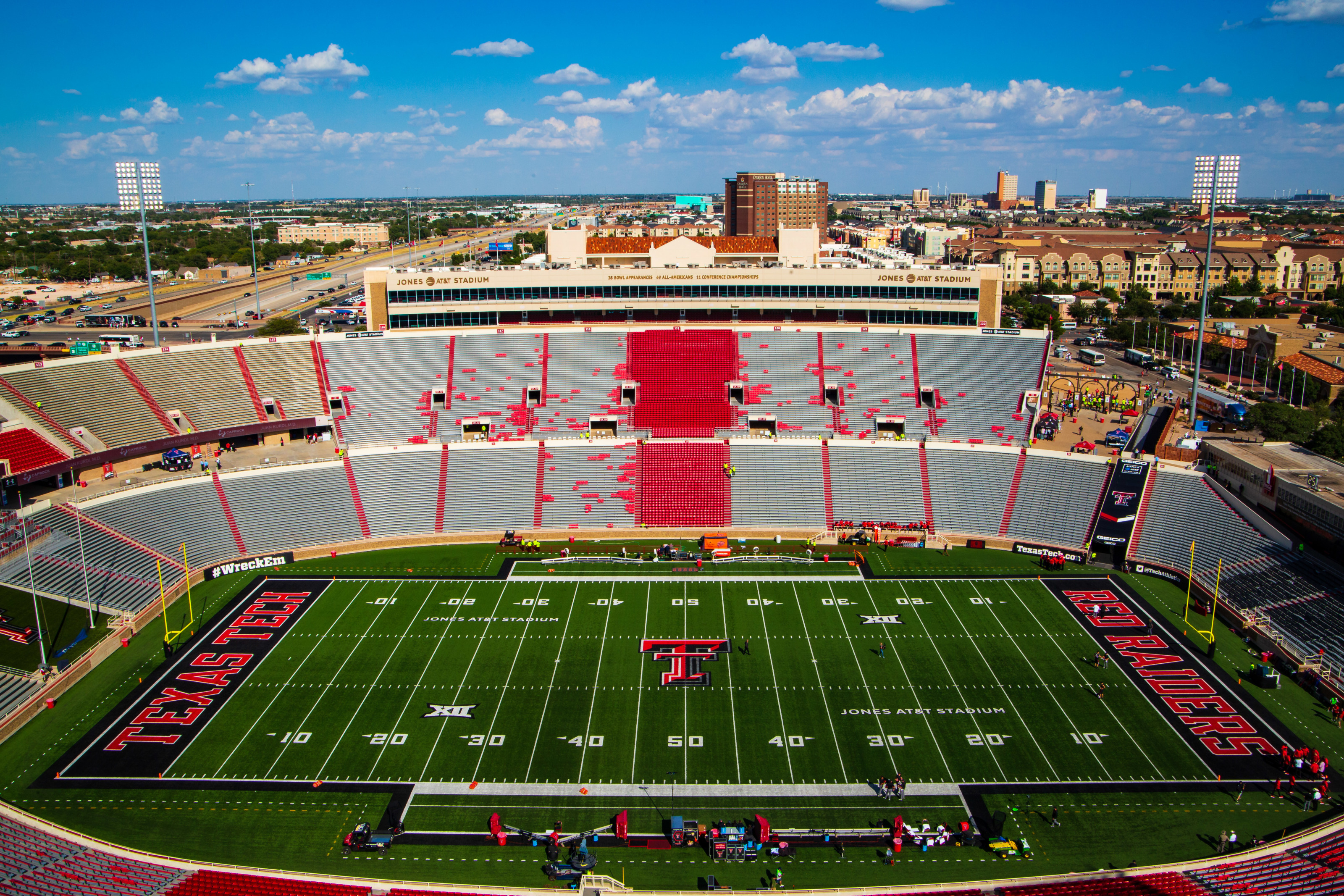 Texas Tech Football Three Swing Games On The 2020 Schedule