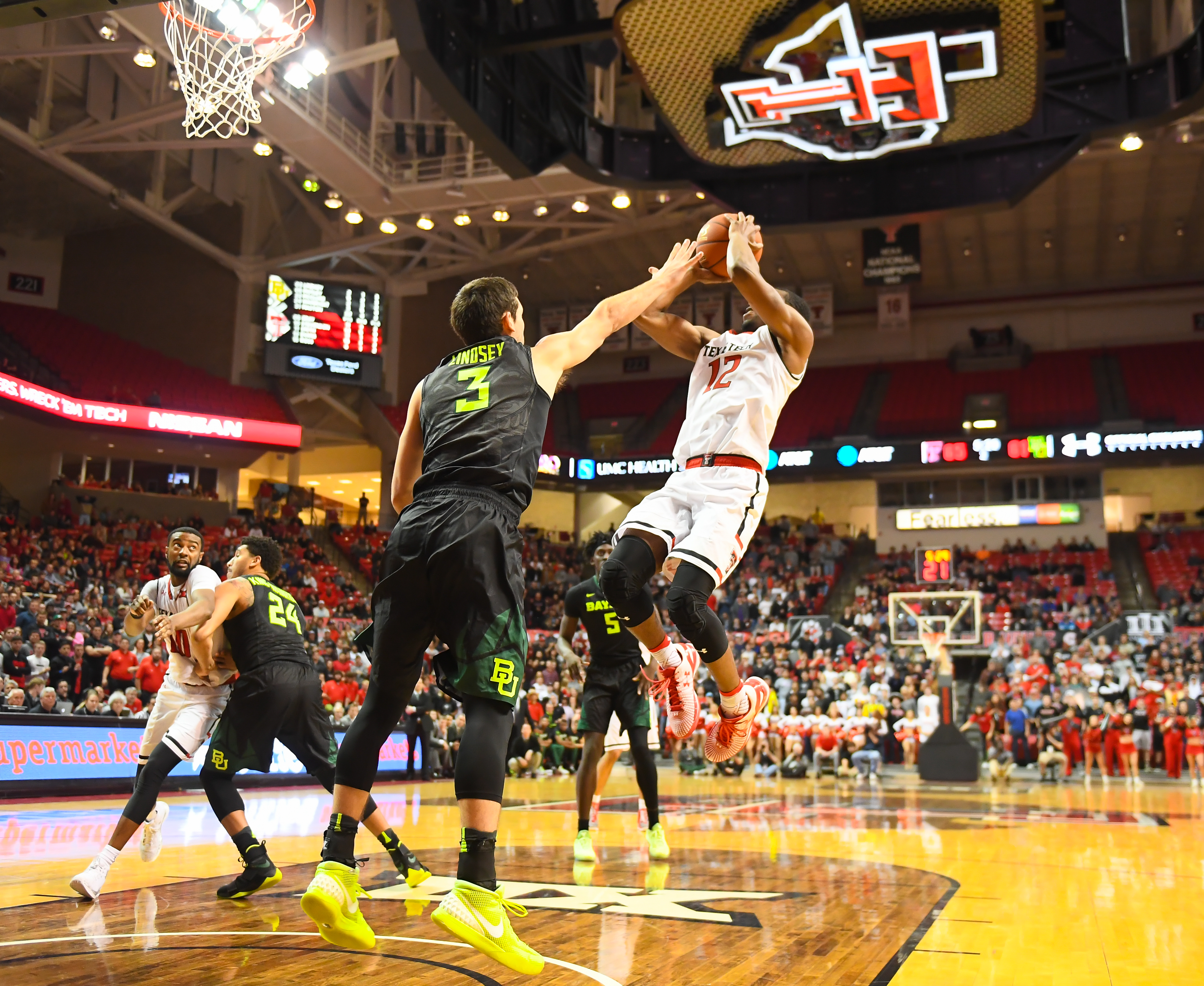 Texas Tech Basketball Continues To Build Via Generous Donation