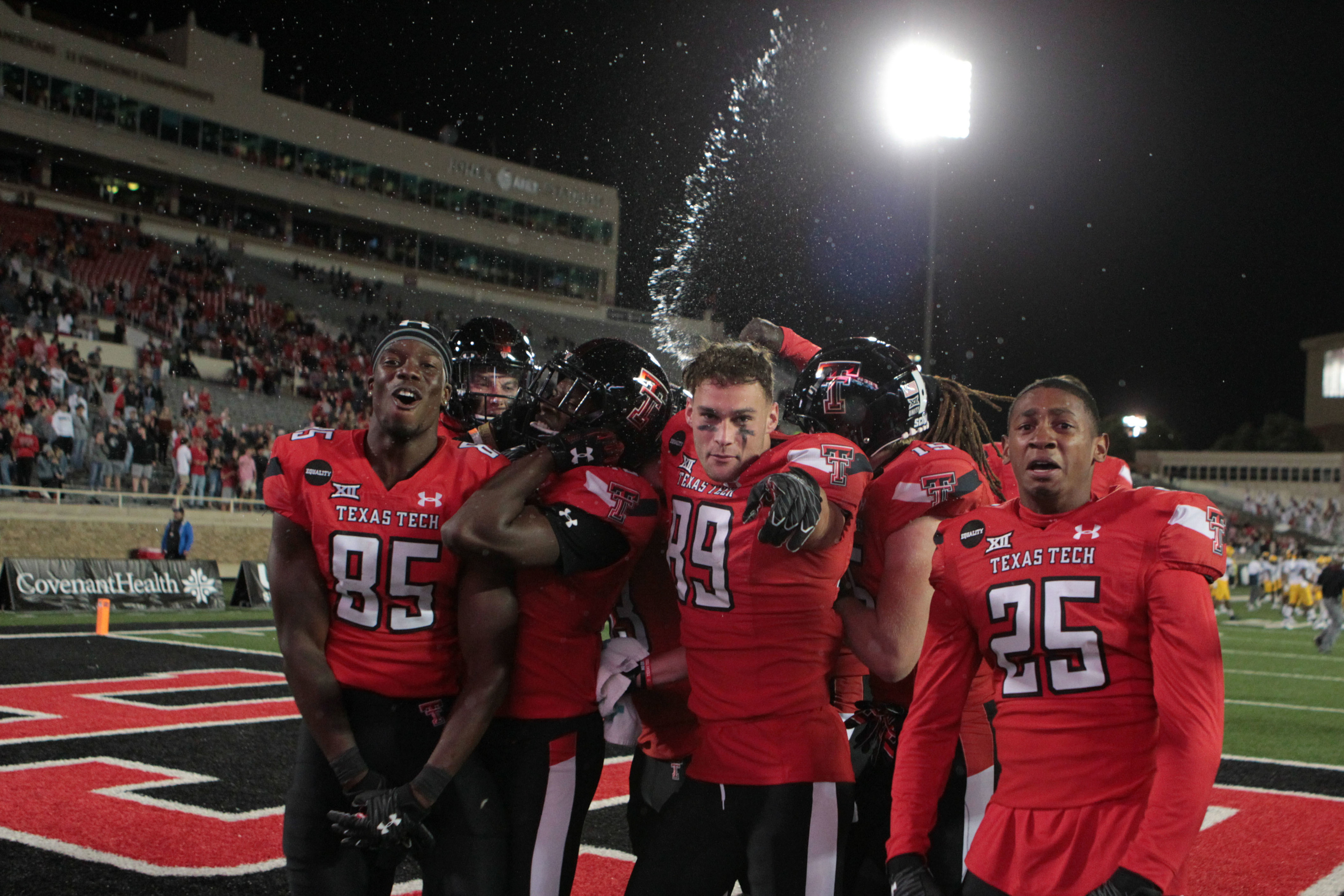 Texas Tech Football How The Red Raiders Were Able To Beat Wvu