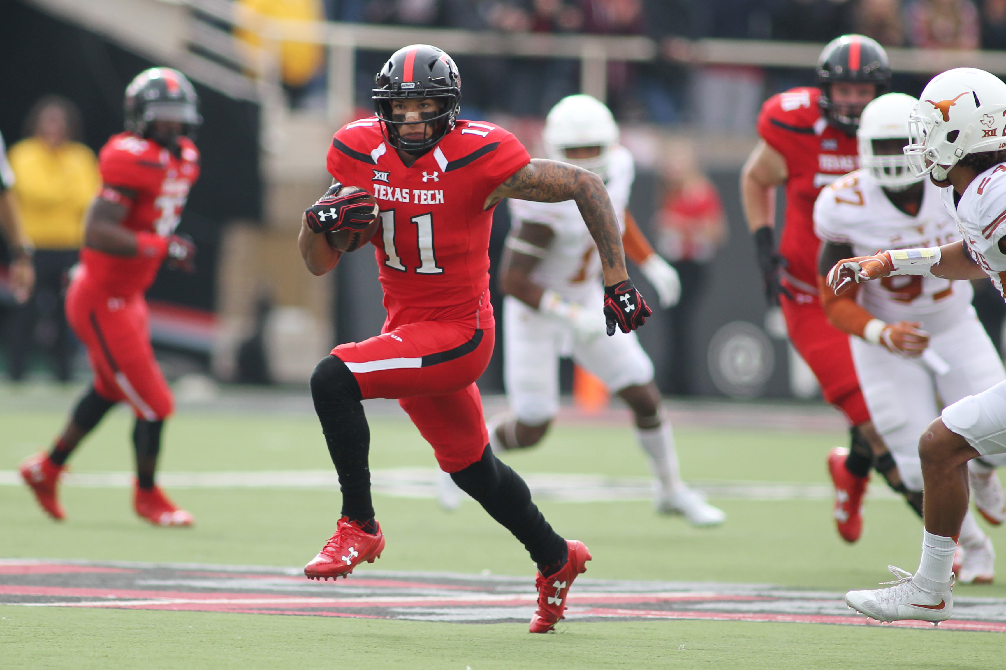 Image Result For Texas Tech Football